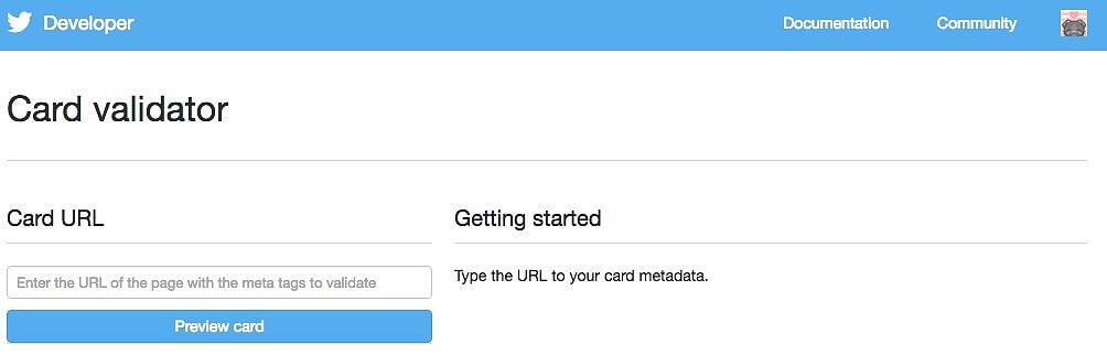 Twitterカード設定5