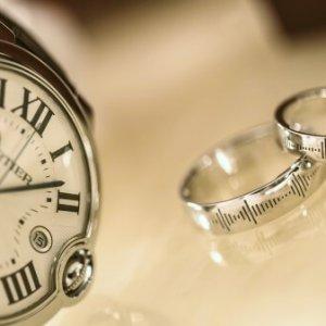 ペアリングと時計