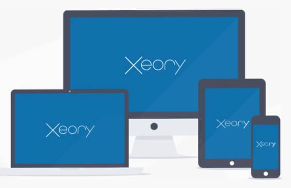 wordpress-Xeory