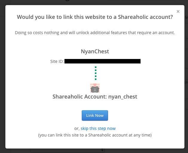 Shareaholic-plugin4